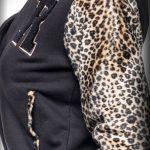 College Jacket (leopard)