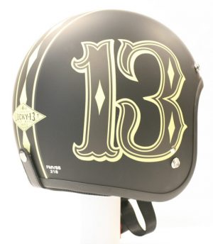 Lucky 13 Helmet