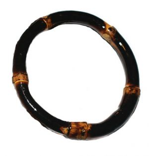 Bamboo Bangle (burnt wood)