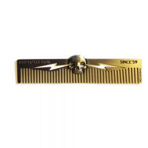 Skull Comb