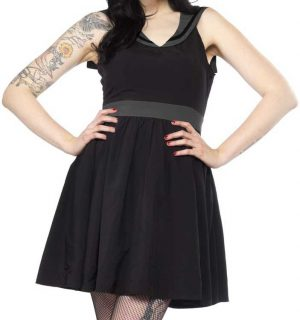 Dark Sailor Dress