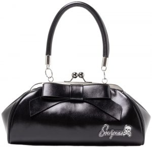 Floozy Purse Matte Black