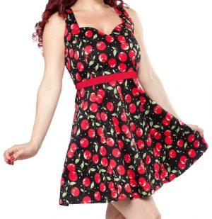 Cherry Pie Floozy Dress