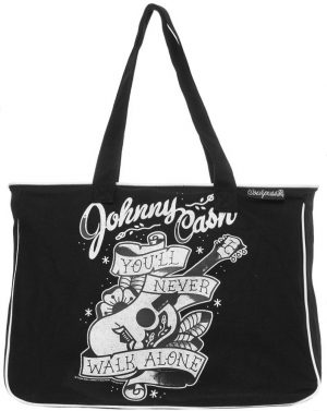 Johnny Cash Tote