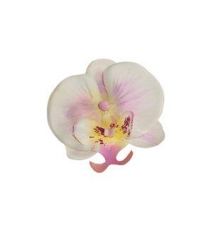 sherrie_orchid_hair_flower_rasberry