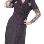 Stray Cats klänning Rockabilly kläder dam