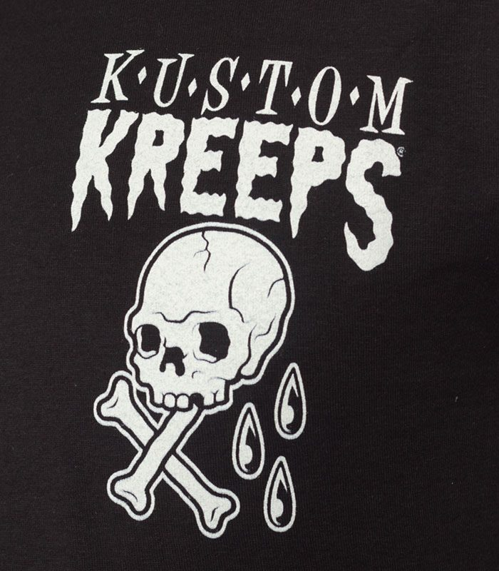 Kustom Kreeps t-shirt