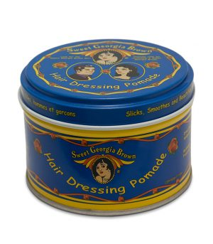 Blue - Super Hold Pomade
