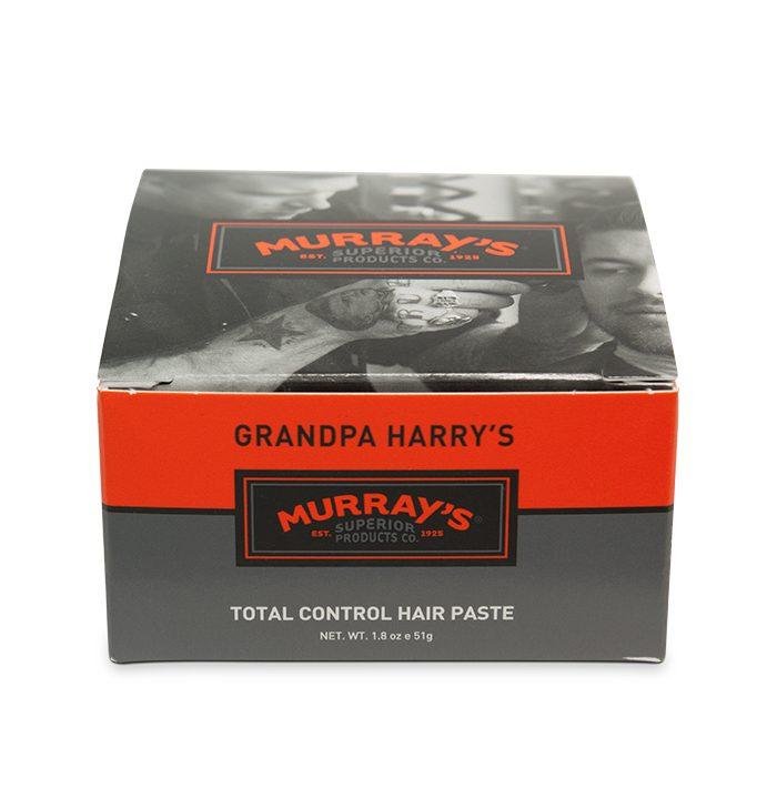 Grandpa Harry's Total Control Hair Paste