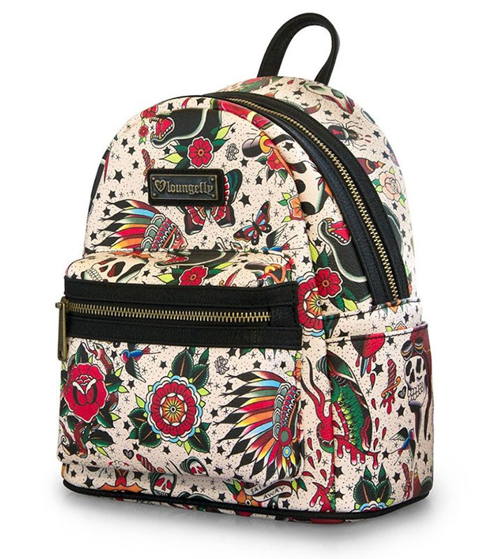 Loungefly väskor