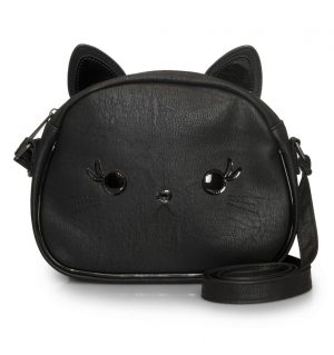 Black Cat Mini Bag
