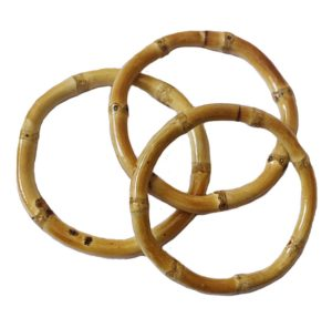 Bamboo Bangle 3-pack