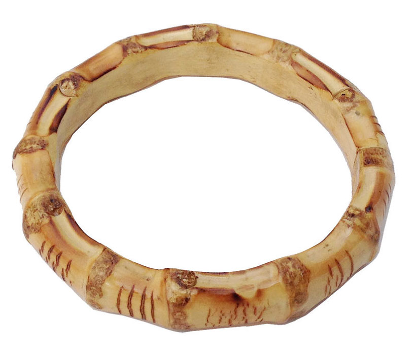 Chunky Bamboo Bangle