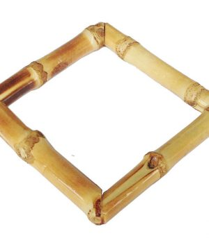Square Bamboo Bangle
