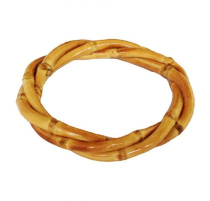 Twisted Bamboo Bangle