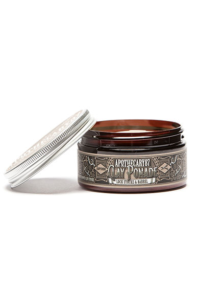 Lock, Stocke & Barrel Clay Pomade