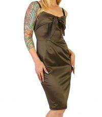 rockabilly kläder dam klänning 50-tal