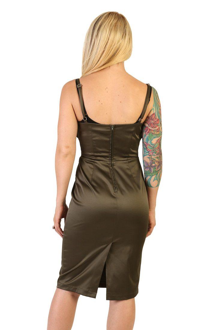Pucker Up Dress