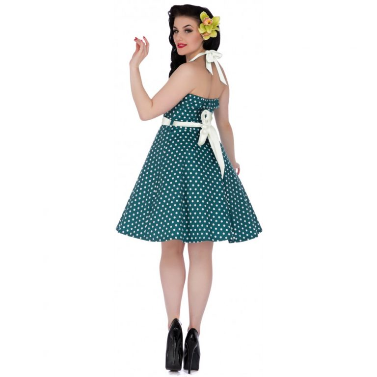 Penny Dress Turquoise