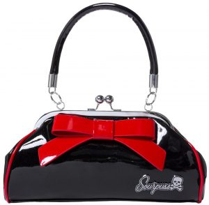 Floozy Purse Black/Red