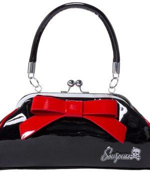 Floozy Purse Black/Red