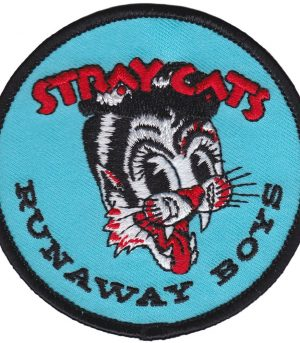 Stray Cats Runaway Boys Patch