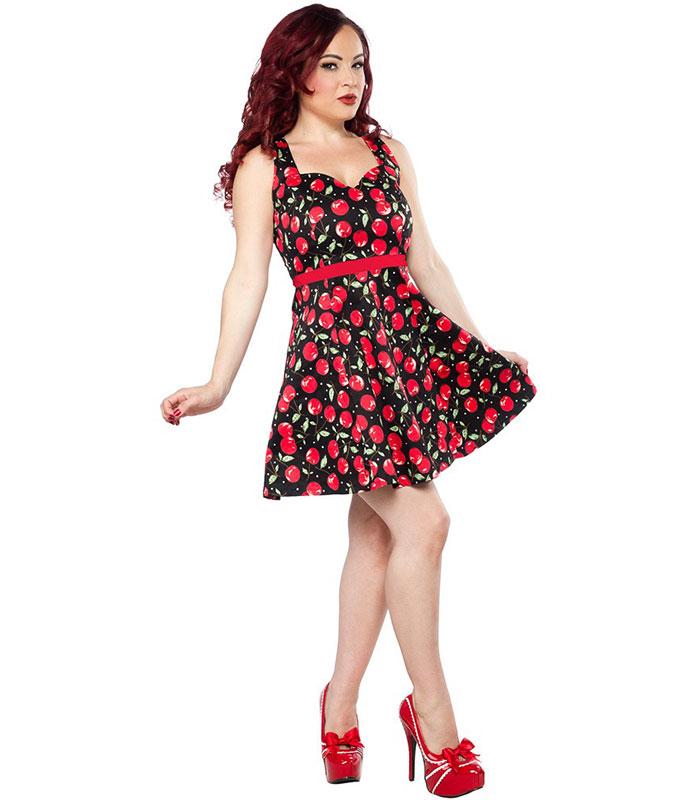 rockabilly klänningar rea
