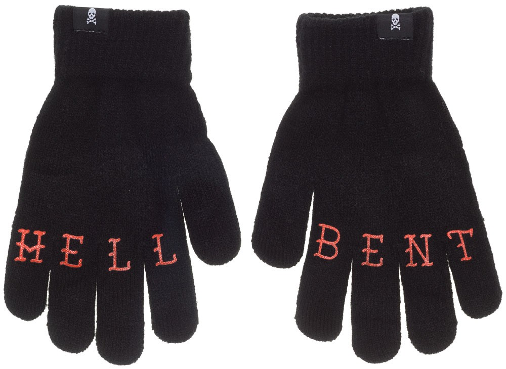 HELL BENT gloves