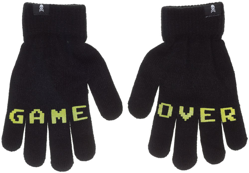 GAME OVER gloves
