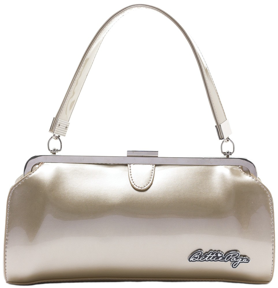 Cover Girl Purse (gold)
