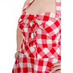 Rosie Dress Red