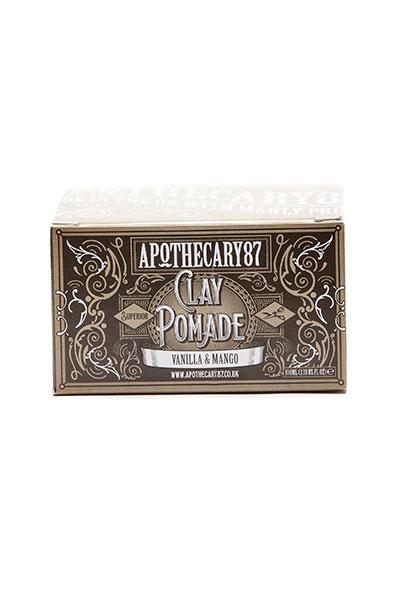 Vanilla & Mango Clay Pomade