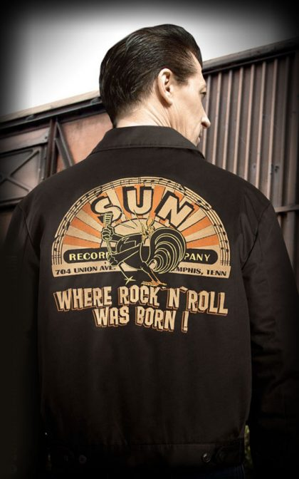 Sun Records Winter Jacket