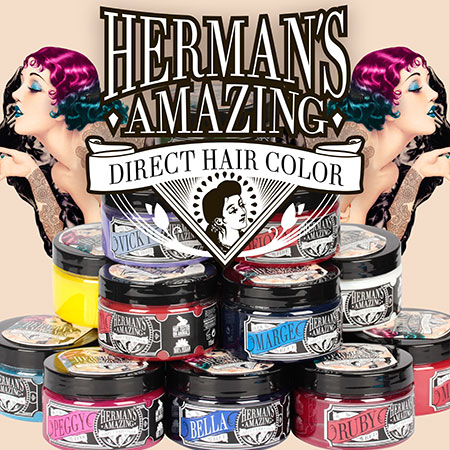 Herman's Amazing Hair Color