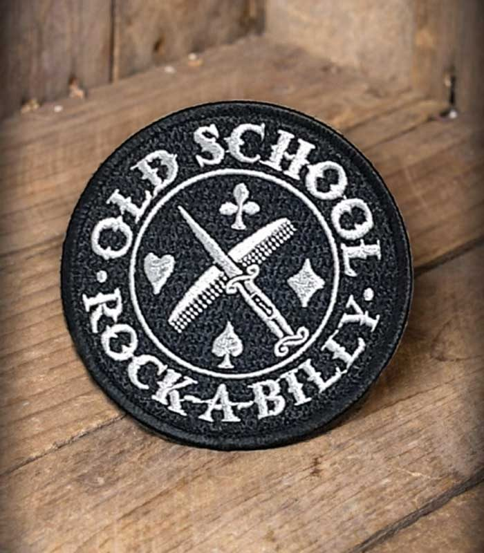 RUM679_Rockabilly_patch