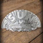 SunRecordsBuckle