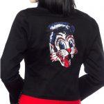 Stray Cats Jacka Rockabilly kläder dam