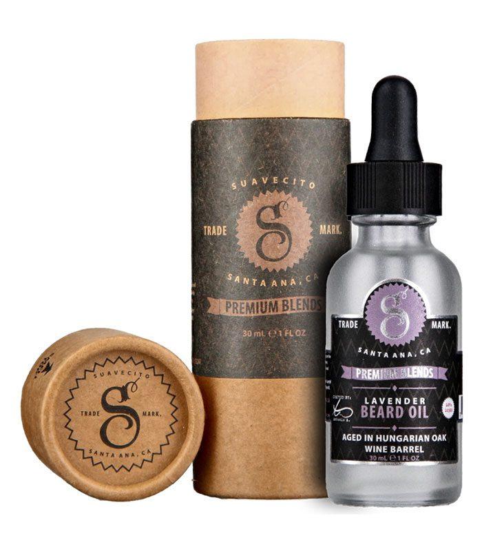 Suavecito Premuim Blend Beard Oil
