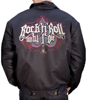 Rumble59 Rock'n'Roll Until I die jacka