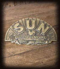 Sun Records bältesspänne