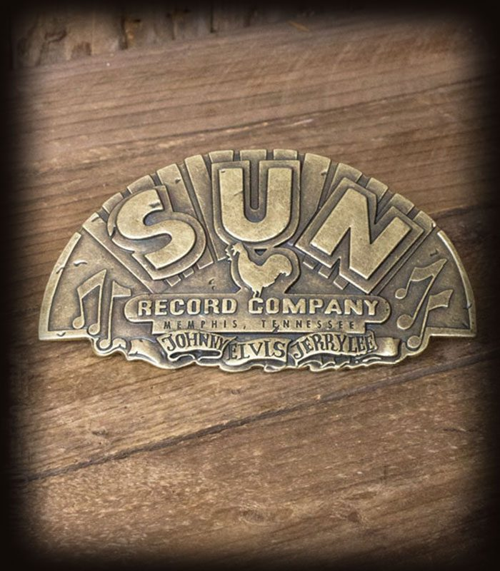 Sun Records bältesspänne