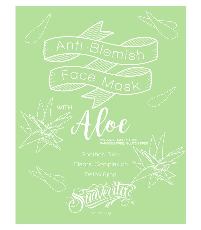 Suavecita Face Mask