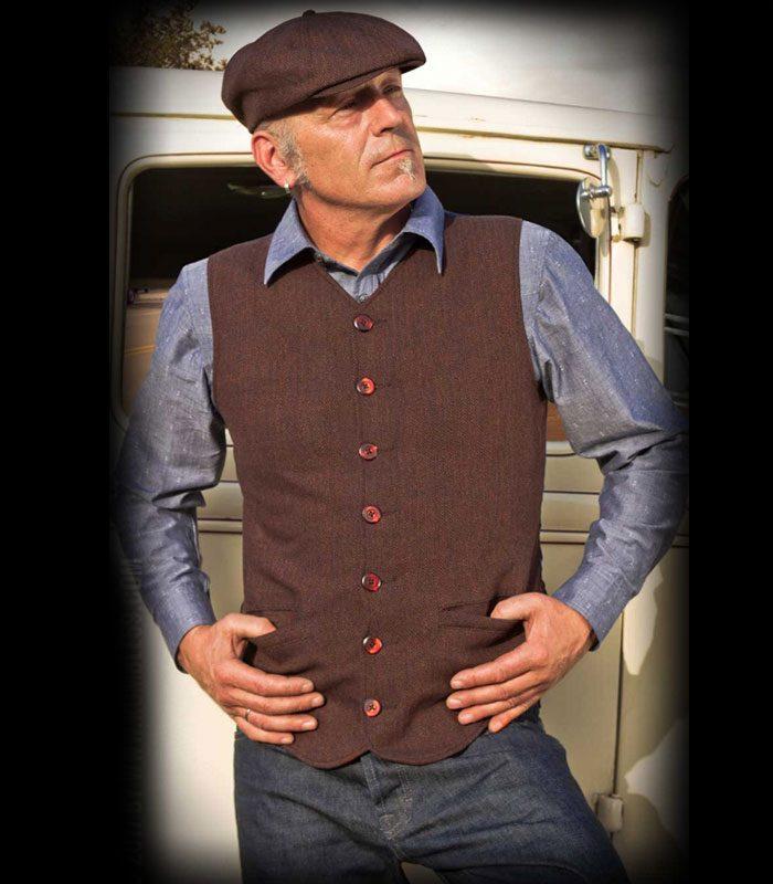 Rockabilly kläder herr