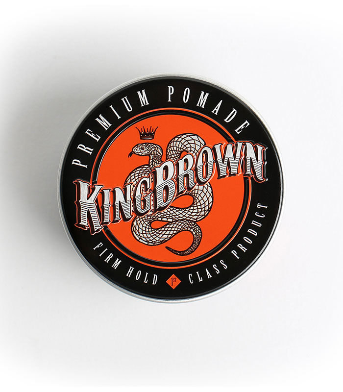 King Brown pomada