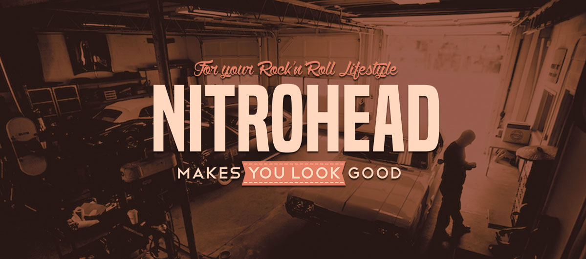 Nitrohead webshop