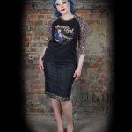 Rockabilly kläder dam