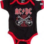 AC/DC onsie