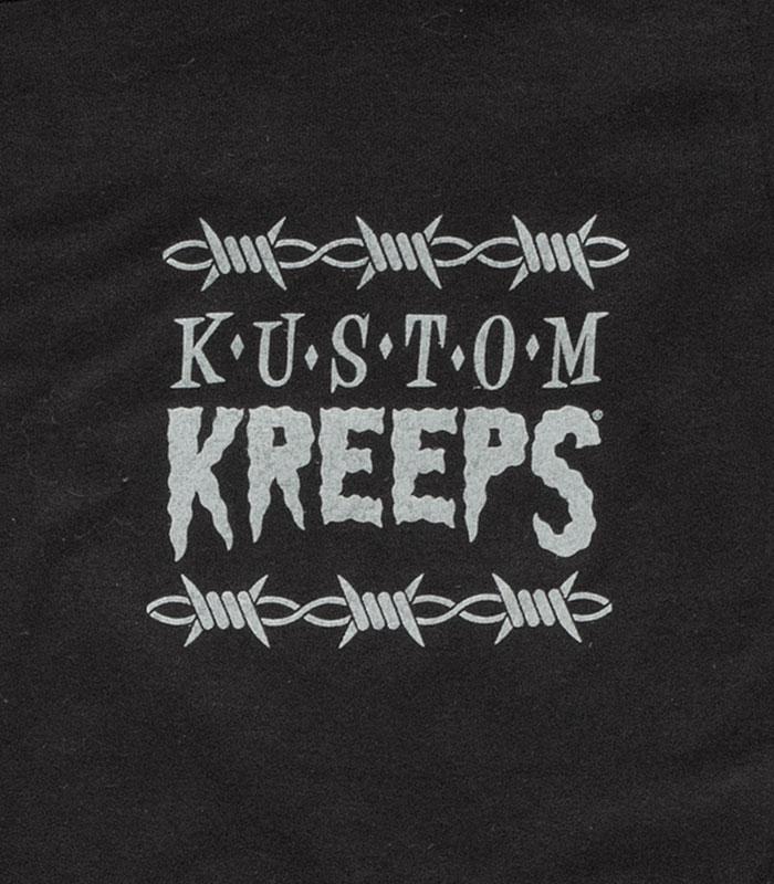 Kustom Kreeps kläder