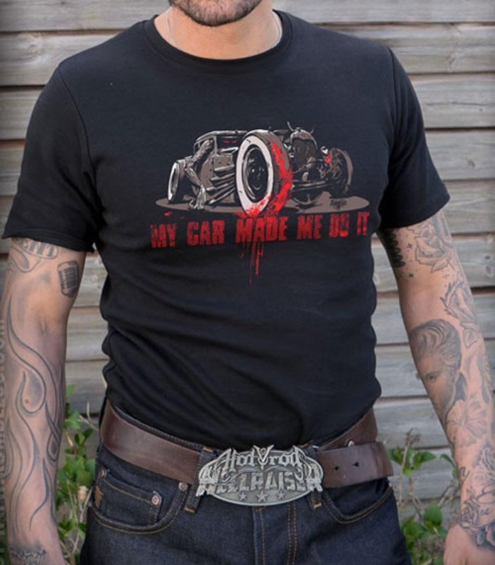 Rumble59 rockabilly kläder herr