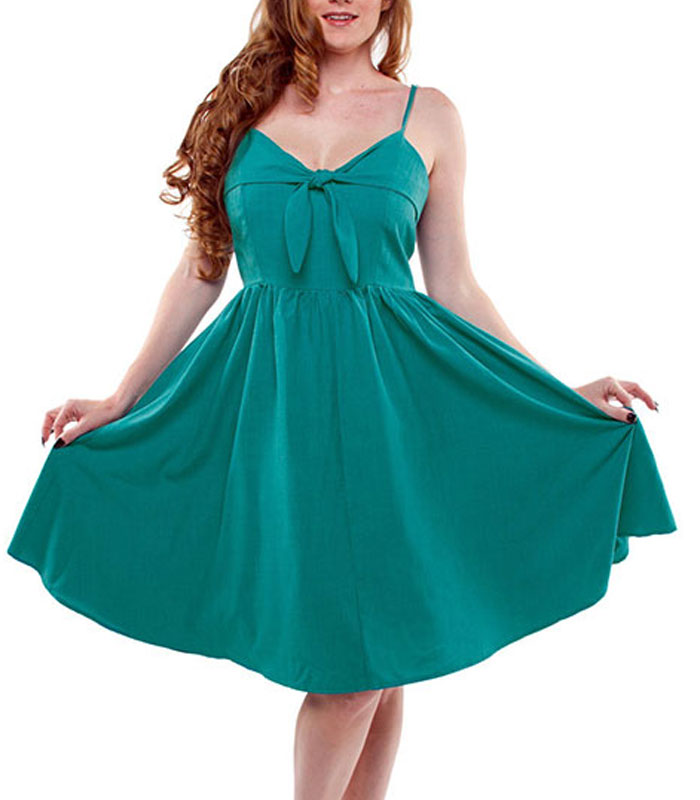 3de1514e1032 Lucky 13 klänning i Rockabilly 50-tals Retro stil - Dam kläder ...